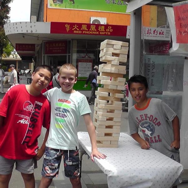 Giant Jenjo – Jenjo Games