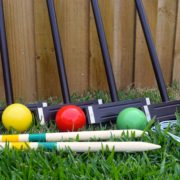 Adult Croquet Lawn Game