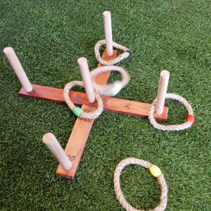 Hire Quoits Game