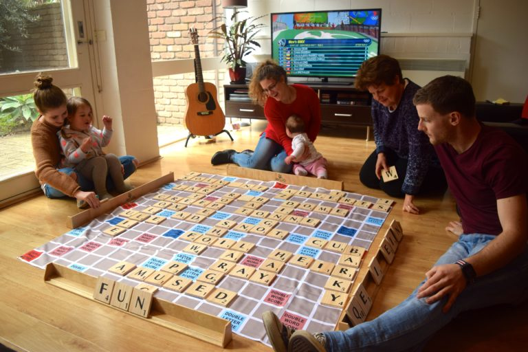 Giant Scrabble | Hire Play on Word