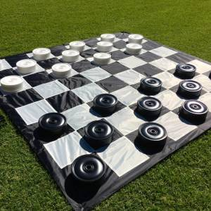 Hire Giant Checkers