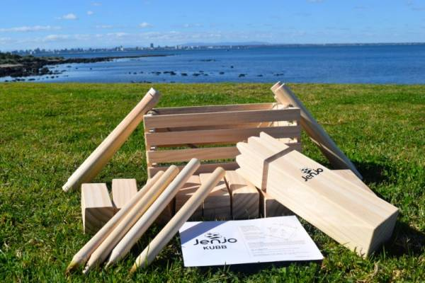kubb game – hire kubb game