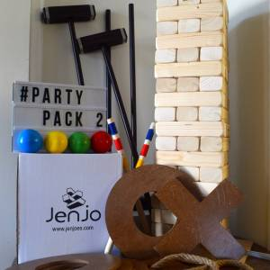 hire party lawn games