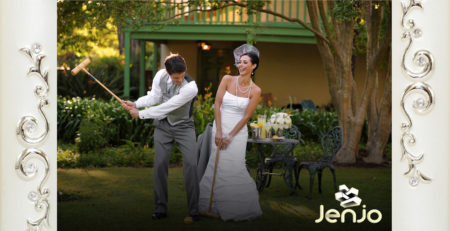 wedding outdoor games