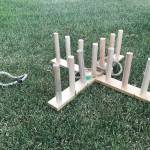 Hire Giant Quoits Game