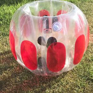 Kids Red Bubble Ball - Jenjo Games