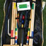 Hire Premium Croquet 4 Set
