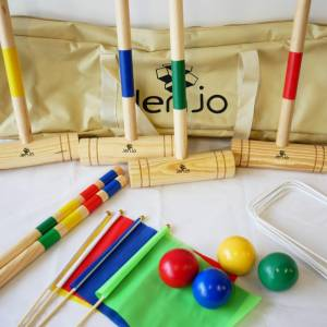 Hire Premium Croquet 4 Set