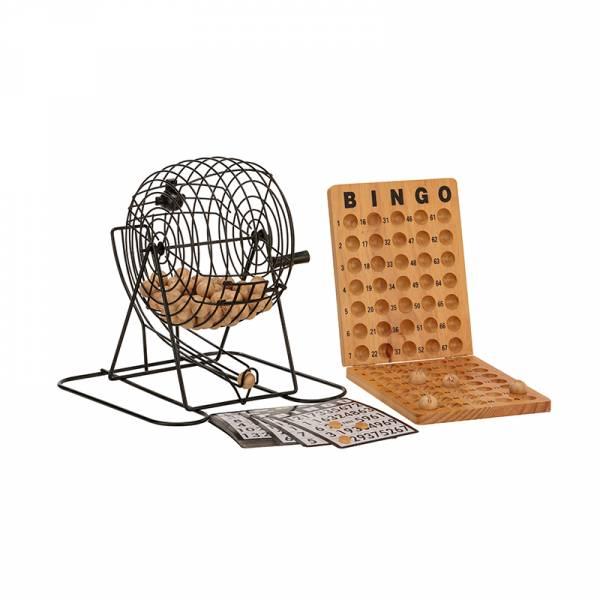 Wooden Bingo