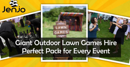 Giant Outdoor Lawn Games Hire – Perfect Pack for Every Event