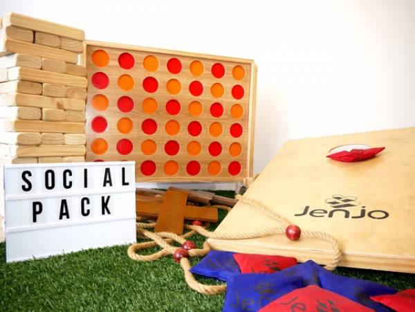 hire social package