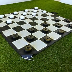 Mega Checkers   Hire Mega Checkers   Jenjo Games
