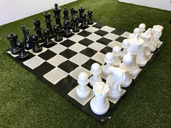 Mega Chess   Hire Mega Chess   Jenjo Games