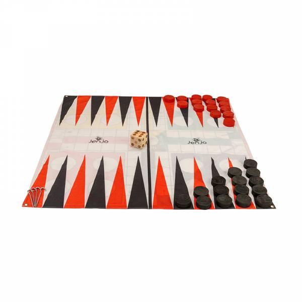 Giant Ludo Backgammon