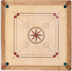Carrom | Jenjo Games