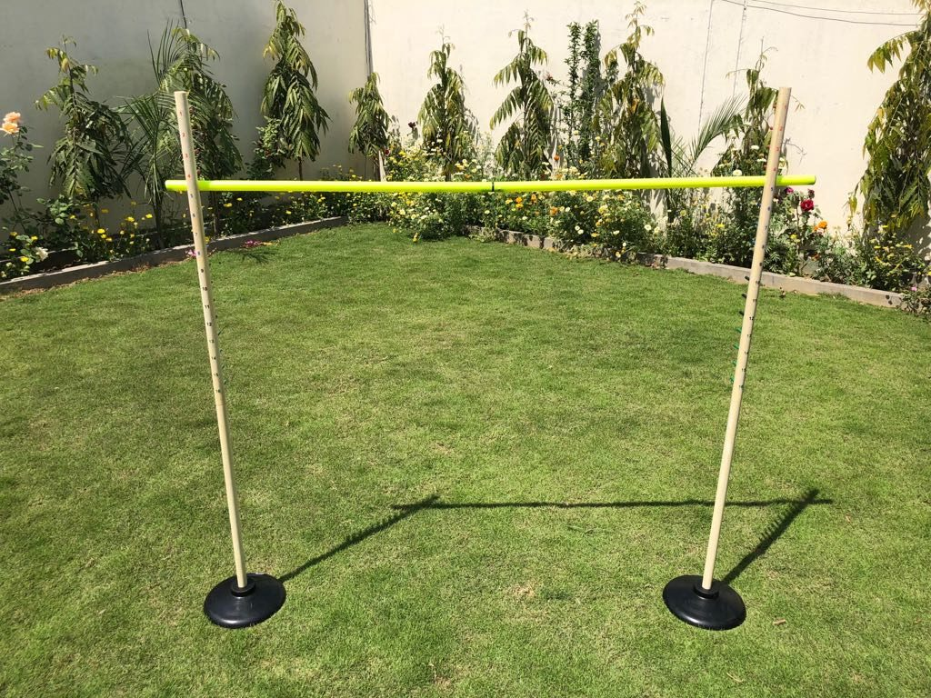 Wooden Limbo Set | Jenjo Games