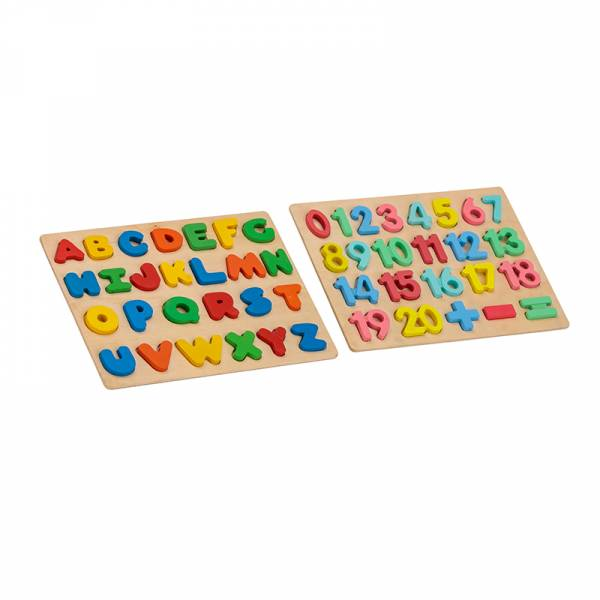 Number Letter Puzzles