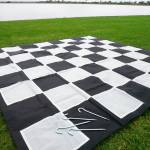 Mega Chess & Checkers Mat