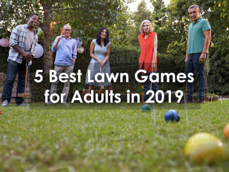 5 Best Lawn Games for Adults in 2019