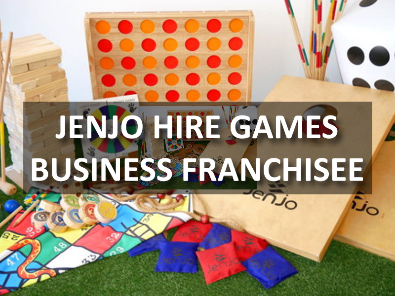 Jenjo Games Hire