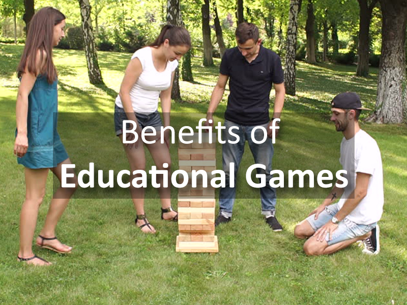 Benefits of Educational Games