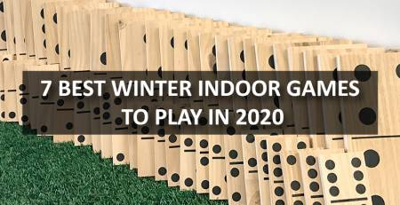 winter indoor games