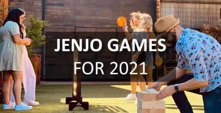 Jenjo Games for 2021