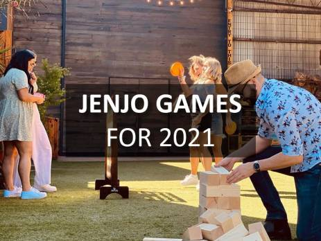 Jenjo Games for 2021